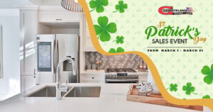 St. Patrick's Day Sales Event