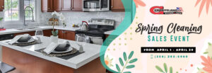 SPRING CLEANING SALES EVENT