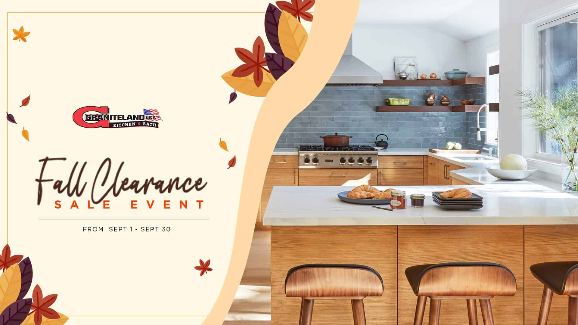 Read more about the article Fall Clearance Sales Event